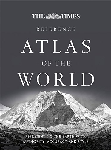 9780007498215: The Times Reference Atlas of the World: Representing the Earth with Authority, Accuracy and Style (The Times Atlases)