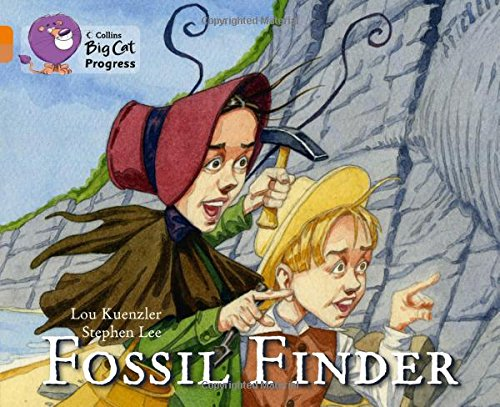 9780007498345: Collins Big Cat Progress - Fossil Finder: Band 06 Orange/Band 12 Copper