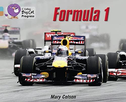9780007498437: Collins Big Cat Progress - Formula 1: Band 07 Turquoise/Band 12 Copper