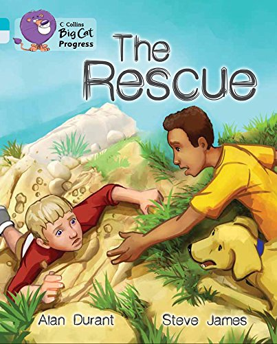 9780007498482: The Rescue (Collins Big Cat Progress)