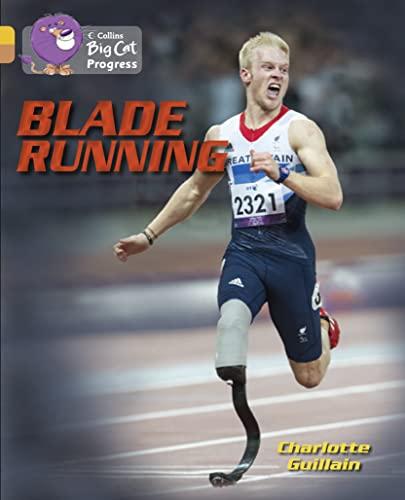 9780007498598: Blade Running (Collins Big Cat Progress)
