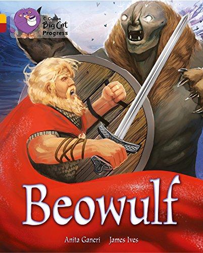 Collins Big Cat Progress - Beowulf: Band: Anita Ganeri