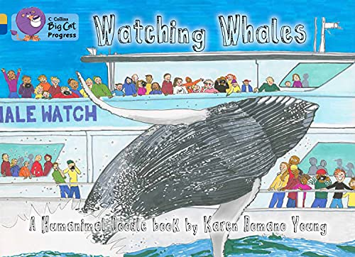 9780007498635: Collins Big Cat Progress - Watching Whales: Band 09 Gold/Band 16 Sapphire