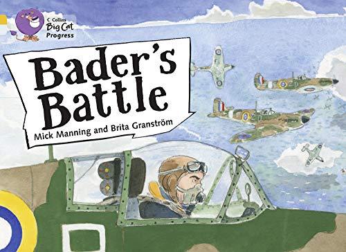 9780007498642: Bader's Battle (Collins Big Cat Progress)