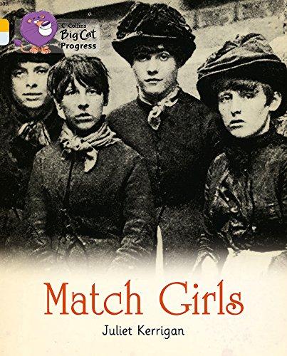9780007498659: Collins Big Cat Progress - Match Girls: Band 09 Gold/Band 17 Diamond