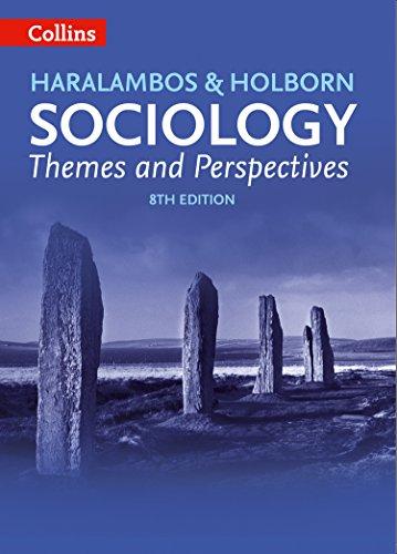 9780007498826: Haralambos and Holborn - Sociology Themes and Perspectives