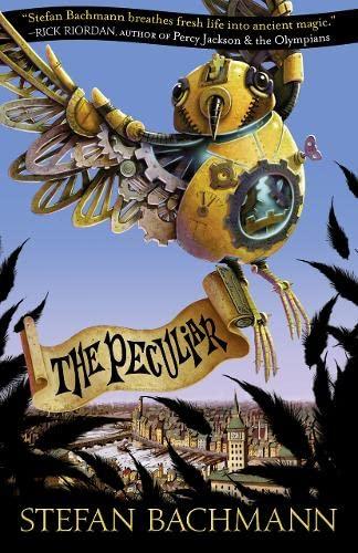 9780007498840: The Peculiar