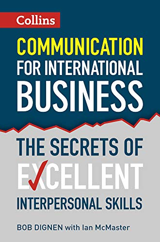 9780007499588: Communication for International Business: The secrets of excellent interpersonal skills