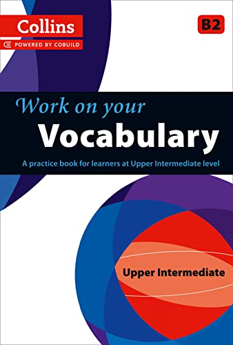 9780007499656: Vocabulary: B2 (Collins Work on Your...)