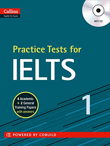 9780007499694: Practice Tests for IELTS (Collins English for IELTS)