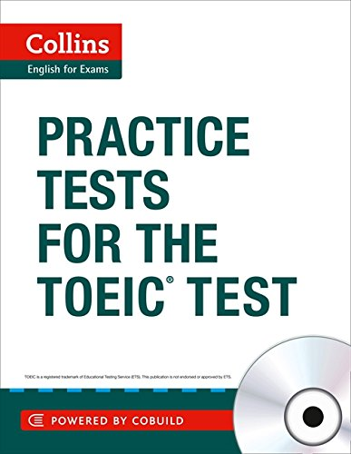 9780007499717: Practice Tests for the TOEIC Test (Collins English for the TOEIC Test)