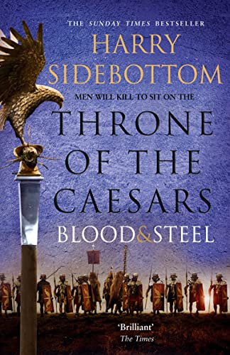 9780007499915: Throne of Caesars Blood Pb