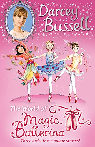 9780007500079: Darcey Bussell's World of Magic Ballerina