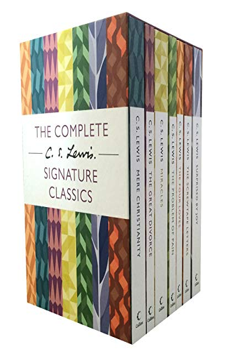 9780007500192: The Complete C. S. Lewis Signature Classics: Boxed Set