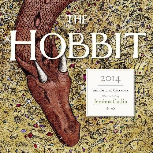 9780007500260: Tolkien Calendar 2014. The Hobbit