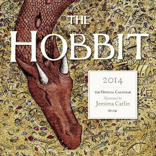 9780007500260: Tolkien Calendar 2014: The Hobbit