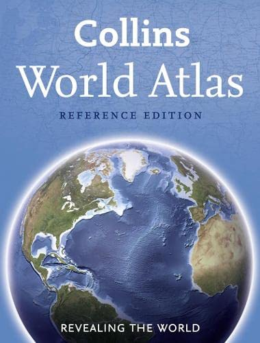 9780007500376: World Atlas: Reference Edition (Collins)