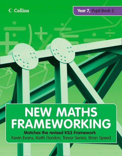 9780007500611: Year 7 Book 2: Collins Online Learning 1 Year Licence (New Maths Frameworking)