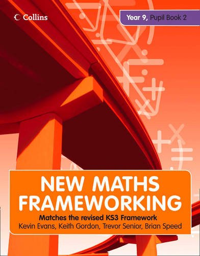 9780007500673: Year 9 Book 2: Collins Online Learning 1 Year Licence (New Maths Frameworking)