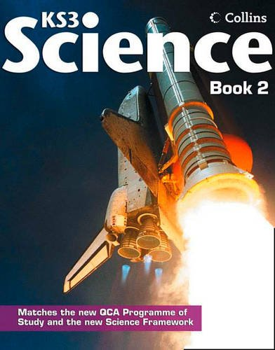 9780007500703: Collins KS3 Science - Student Book 2: Collins Online Learning 1 Year Licence (Collins Key Stage 3 Science)