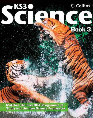 9780007500710: Collins KS3 Science - Student Book 3: Collins Online Learning 1 Year Licence (Collins Key Stage 3 Science)