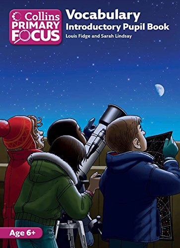 9780007500994: Collins Primary Focus ? Vocabulary: Introductory Pupil Book