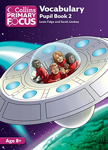 9780007501014: Collins Primary Focus - Vocabulary: Pupil Book 2
