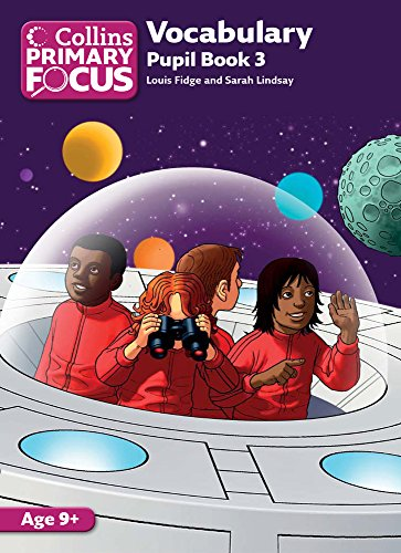 9780007501021: Vocabulary: Pupil Book 3 (Collins Primary Focus)