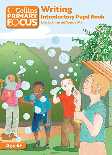 9780007501090: Writing: Introductory Pupil Book (Collins Primary Focus)