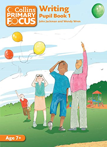 9780007501106: Writing: Pupil Book 1 (Collins Primary Focus)