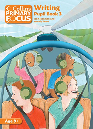 9780007501120: Collins Primary Focus - Writing: Pupil Book 3