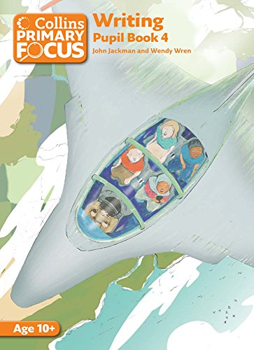 9780007501137: Writing: Pupil Book 4 (Collins Primary Focus)