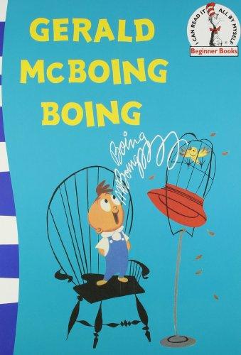 9780007503001: Gerald McBoing Boing: Green Back Book (Dr. Seuss - Green Back Book)
