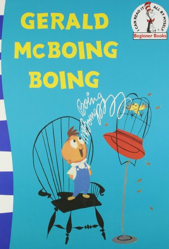 9780007503001: Gerald McBoing Boing: Green Back Book (Dr Seuss - Green Back Book)