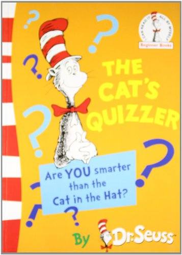 9780007503049: The Cat's Quizzer (Dr. Seuss - Green Back Book)