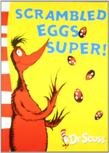 9780007503063: Scrambled Eggs Super!: Yellow Back Book (Dr. Seuss - Yellow Back Book)