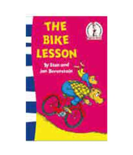 9780007503070: The Bike Lesson: Another Adventure of the Berenstain Bears (Beginner Series)