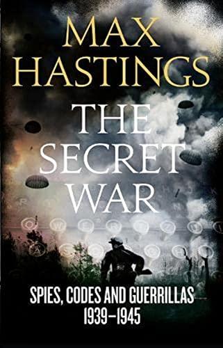 9780007503919: The Secret War