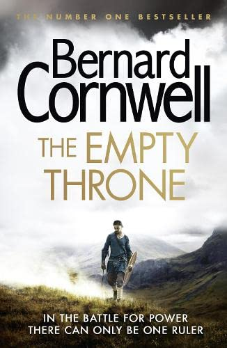 9780007504206: The Empty Throne. The Warrior Chronicles 8 (The Last Kingdom Series)