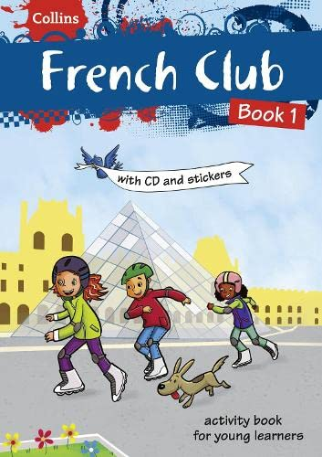 9780007504473: French Club Book 1 (Collins Club)