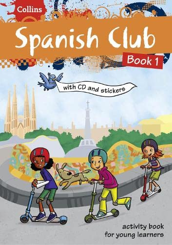 9780007504497: Spanish Club Book 1 (Collins Club) (Book & Audio CD)