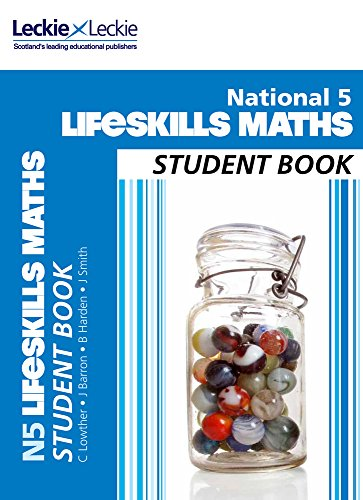 9780007504633: National 5 Lifeskills Maths Student Book (Student Book)