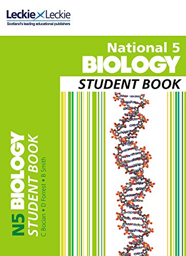 9780007504640: National 5 Biology Student Book (Student Book)