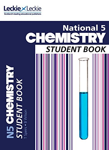 9780007504657: Student Book - National 5 Chemistry Student Book