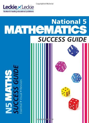9780007504671: National 5 Mathematics Success Guide