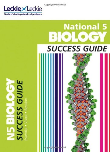 9780007504688: National 5 Biology Success Guide