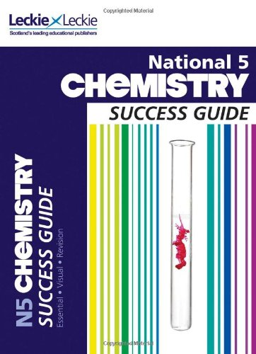 9780007504695: Success Guide - National 5 Chemistry Success Guide
