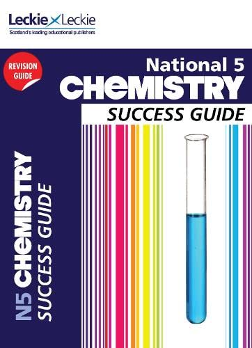 9780007504695: National 5 Chemistry Success Guide