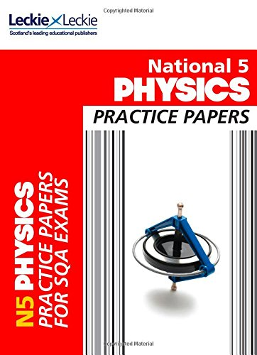 9780007504749: National 5 Physics Practice Exam Papers (Practiced Papers)