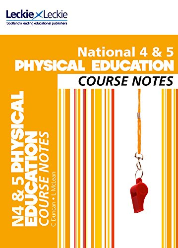 9780007504770: Course Notes - National 4/5 Physical Education Course Notes